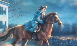 245 Vuotta täynnä – Paul Revere ja keskiyön ratsastus