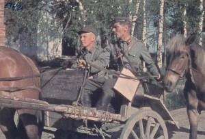 Sodan värit – värivalokuvia jatkosodan ajalta