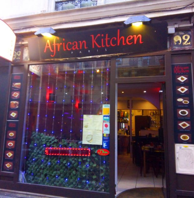 African Kitchen in Paris
