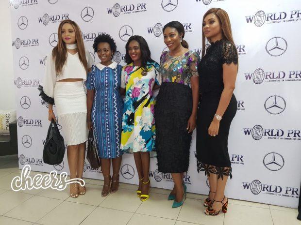 Kaylah Oniwo, Tewa Onasanya, Deola Adebiyi, Nnenna Okoye, Ezinne Alfa
