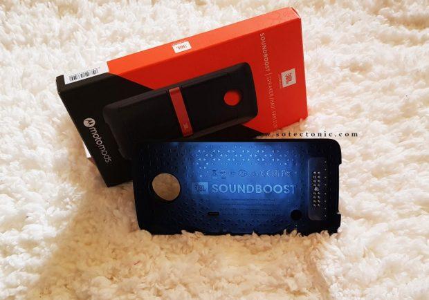 JBL Sound boost