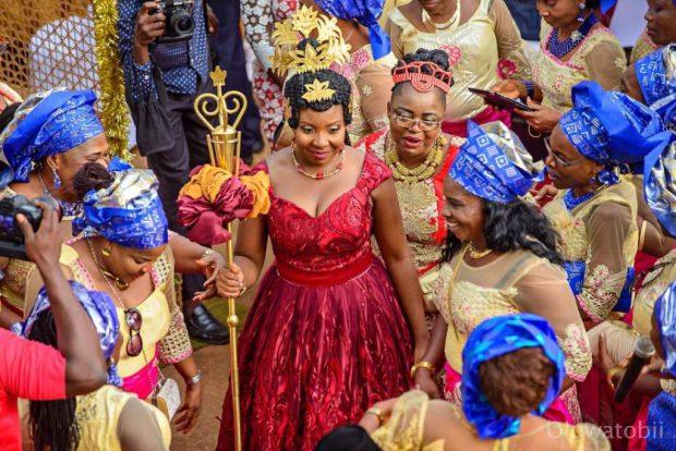 Akwa Ibom bride