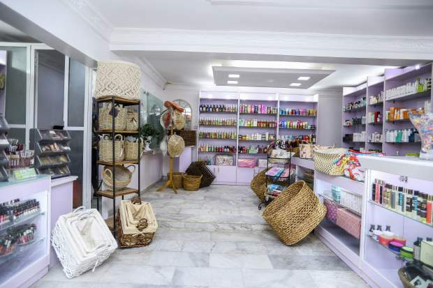 Beauty stores in Lagos