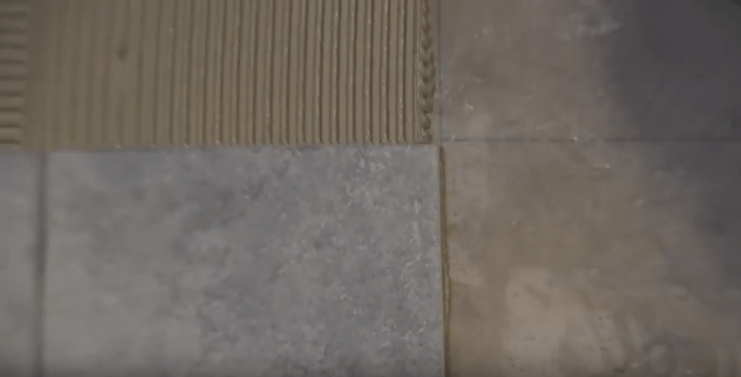 How to Lay Ceramic Tile Using a Grid