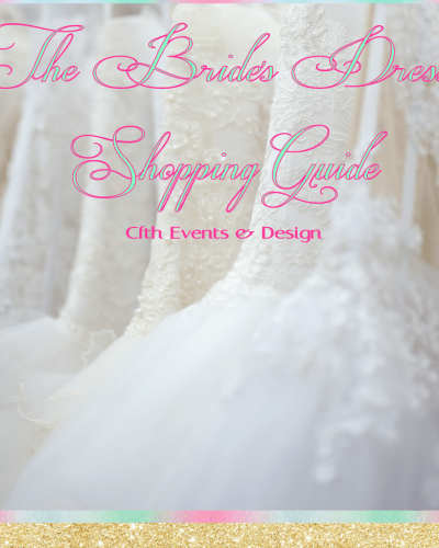 Preparing Yourself for Wedding Dress Shopping