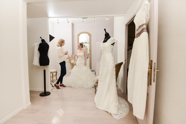 Wedding Dress Shopping | Goal Setting