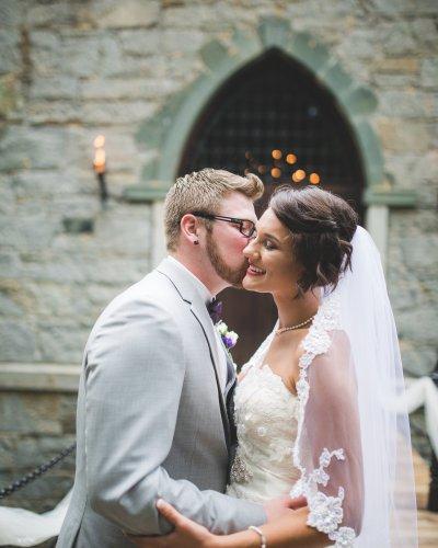 Natalie & Preston | Castle McCulloch Wedding