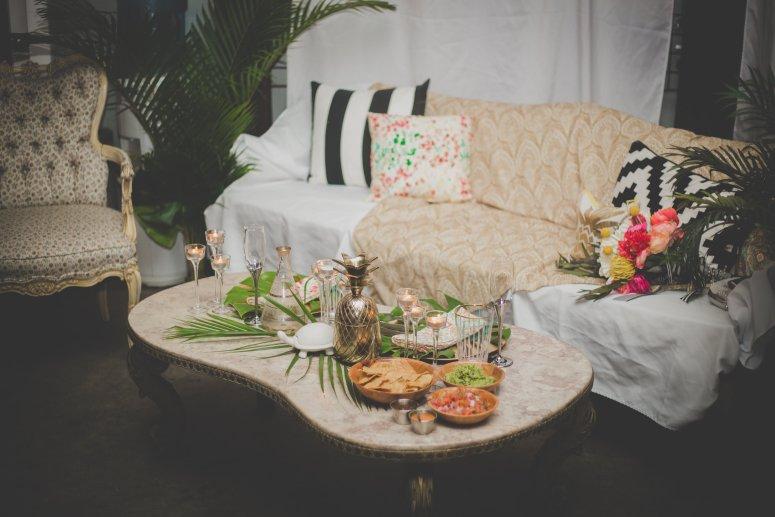 Hawaiian Wedding Lounge