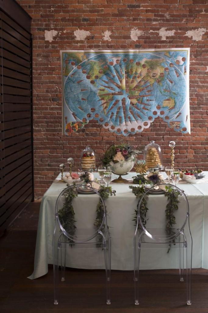 Modern Boho Rustic Wedding