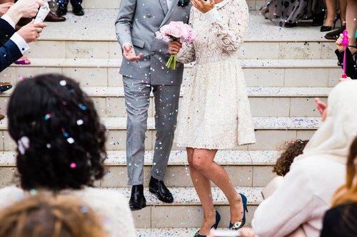 Court House Wedding | Pop Up Wedding
