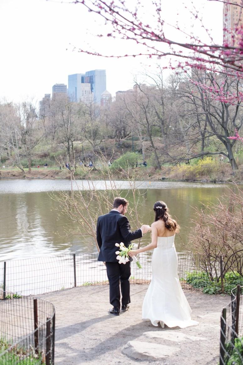 Central Park Wedding New York City