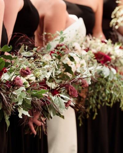 A Glam Garden Themed Wedding at The Westin Columbus