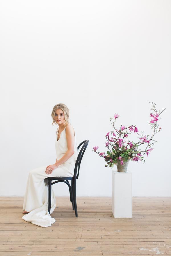 boho inspired wedding photo shoot