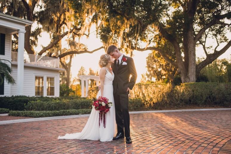 orlando wedding at Cypress Grove Estate