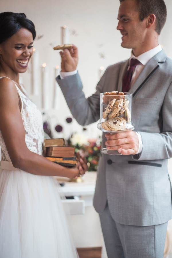 Cookies at Wedding, Harry Potter Themed Wedding