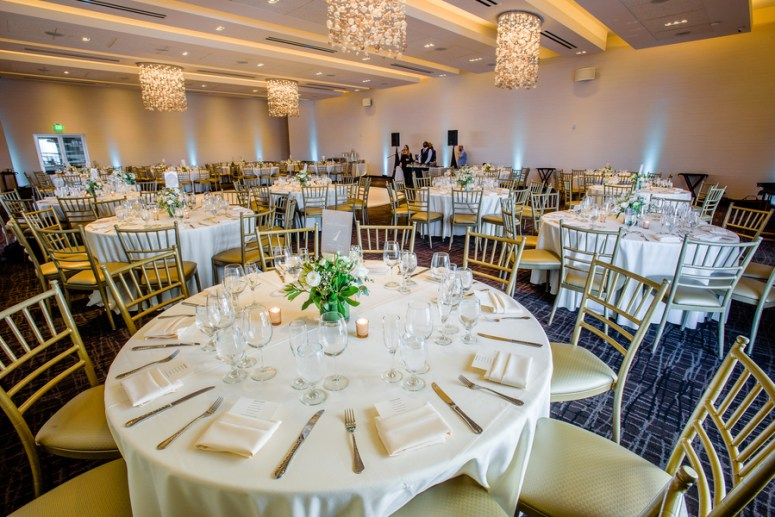 Wedding Reception in Coasterra San Diego