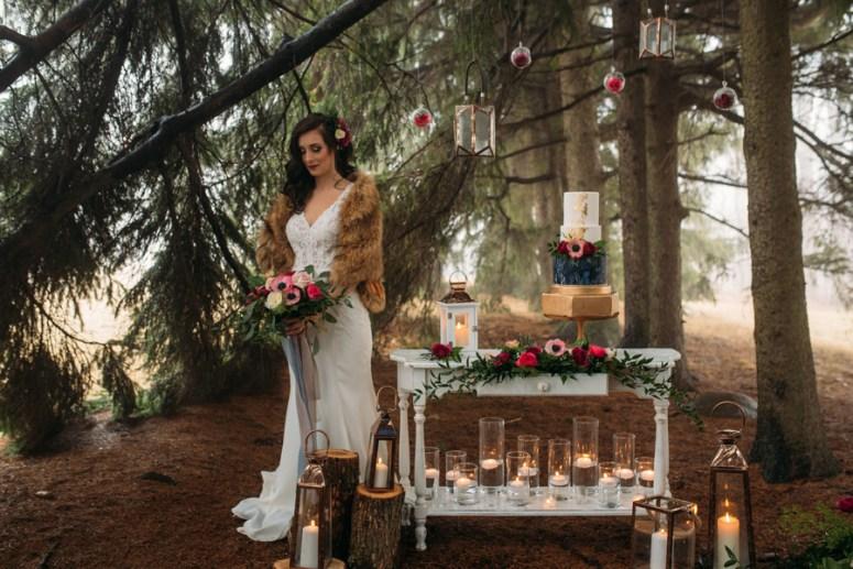 Ontario wedding venue rustic, rustic wedding, ontario wedding venues winter