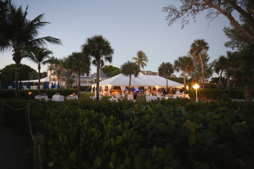 Tent Wedding in Florida