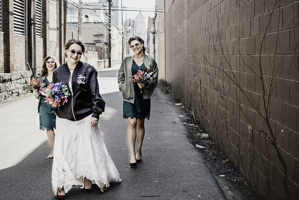 Downtown Pittsburgh wedding ideas