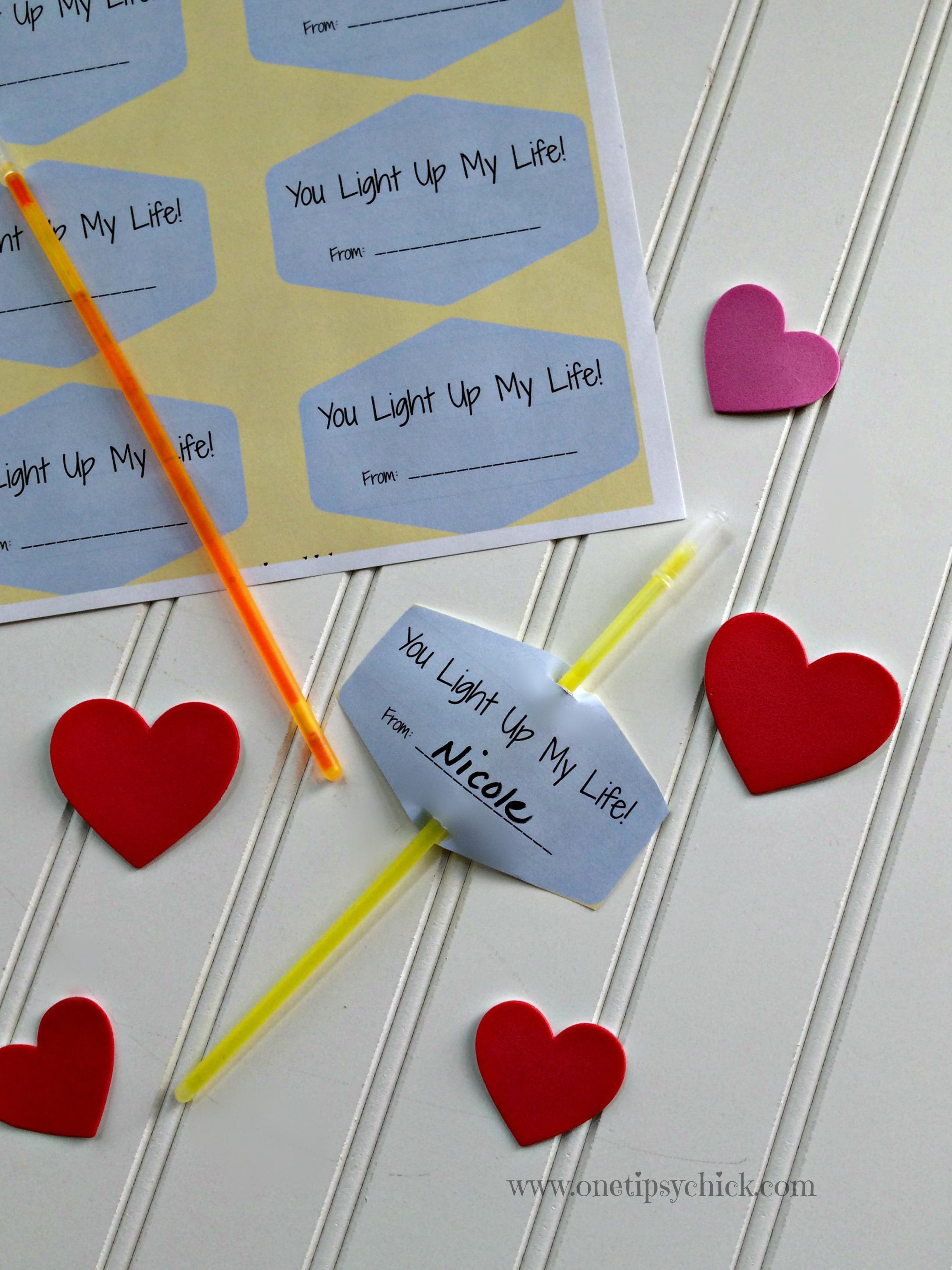 5 Easy Valentine Ideas For Kids