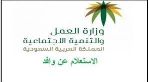 رابط الاستعلام عن تاريخ انتهاء إقامة وافد بالسعودية عبر منصة أبشر الالكترونية