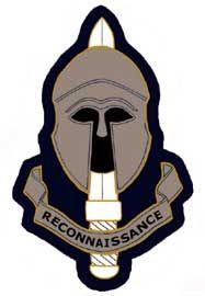"""© Special Reconnaissance Regiment / Strzeżcie się pretorianów: naszywka SRR; czy jest to """"grupa osobistych egzekutorów"""" pod berłem Downing Street?"""