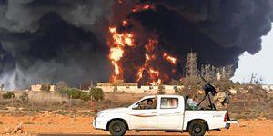 libya NATO