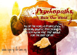 SOTT psychopaths rule our world