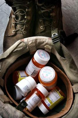 army pills