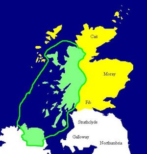 Irish and British DNA