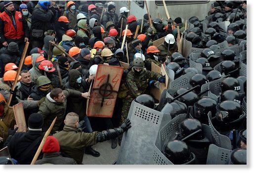 protestos ucrânia