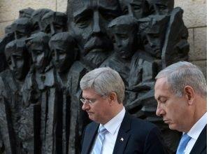 Harper & Netanyahu
