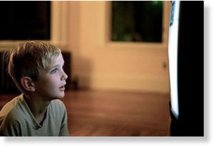 Modern Music: Promoting pedophilia to adults and sexual debauchery to children Child_watching_tv