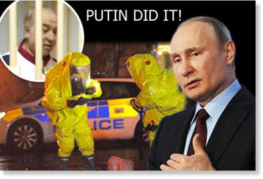 Putin Skripal