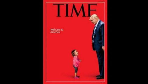 time cover trump immigration girl child