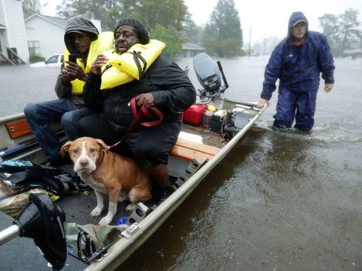 New Bern floods