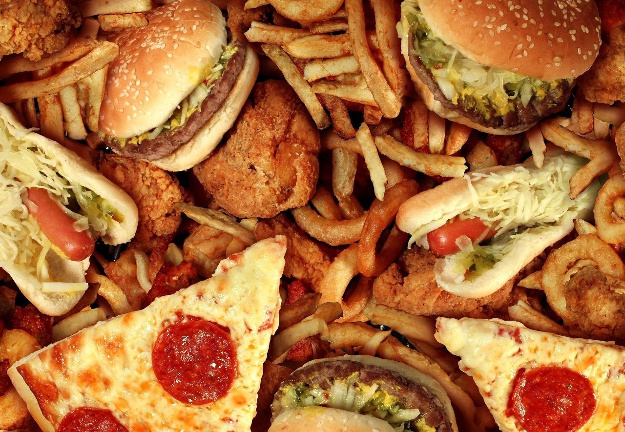 Thirty Years Of Fast Food Study Show Greater Variety But