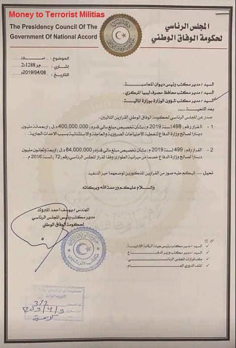 líbya cah teroristov