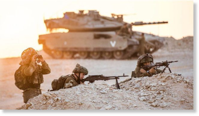 idf vojaci