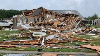 WATCH: Deadly Tornadoes in Southern U.S. Cause 'Catastrophic' Damage, Claim Lives