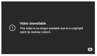 Video unavailable Vaughan