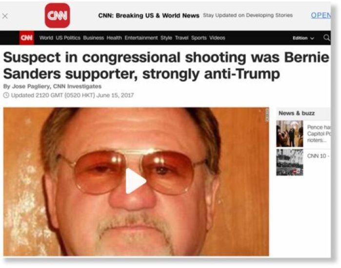 Bernie supporter
