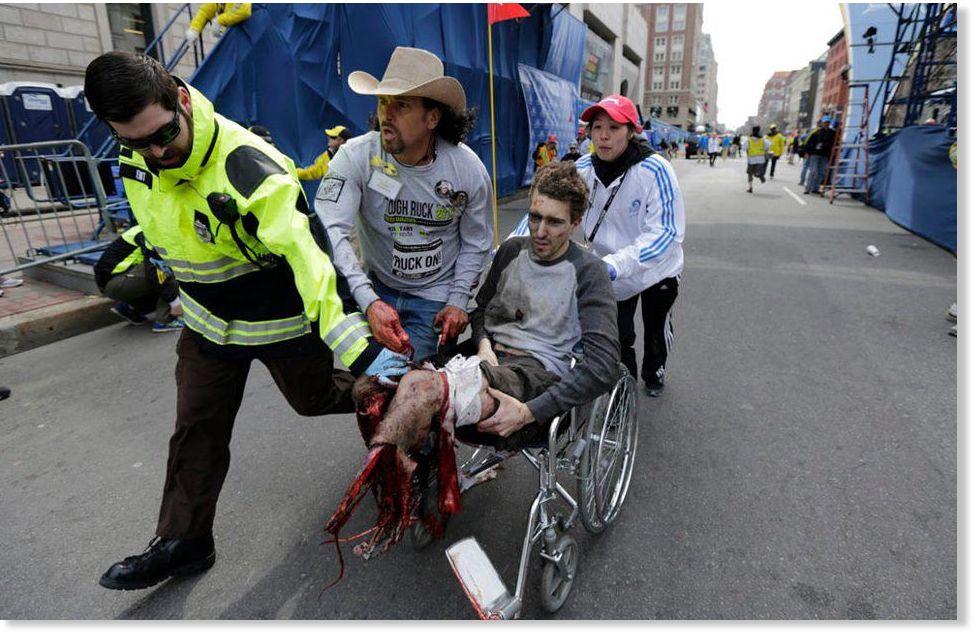 Afbeeldingsresultaat voor boston bombing victims