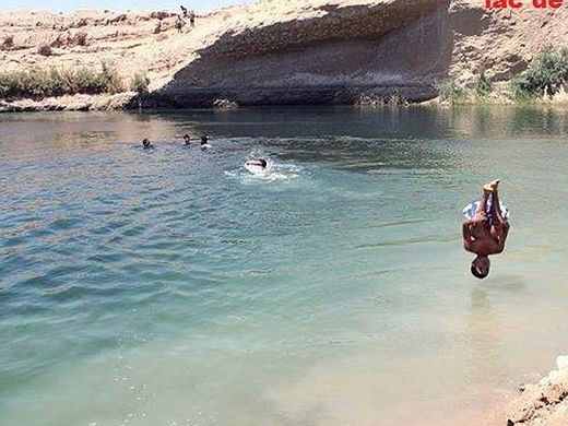 Gafsa lake2