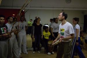 Stage avec Mestre Ferradura © SouCapoeira2014