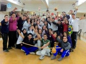 Capoeira à Damas en 2012: