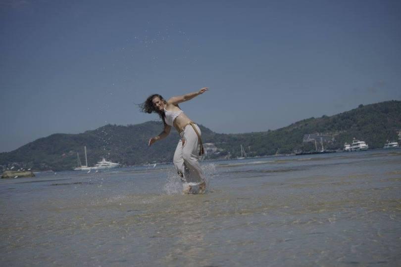 Bailarina Iê Bahia