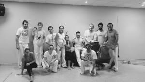 Voyage capoeira