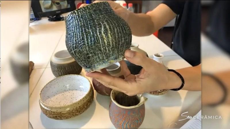 Nivia - Texturas, Relevos e Contrastes utilizando Silicato de Sódio