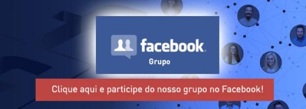 Clique paa participar do grupo do facebook gratuito